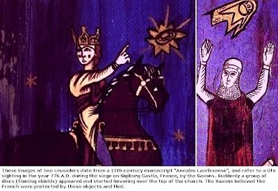 les ovnis dans les oeuvres antiques (fr.sci.zetetique) - Page 2 Siege_of_Sigiburg_Castle_by_stew_mcgrew