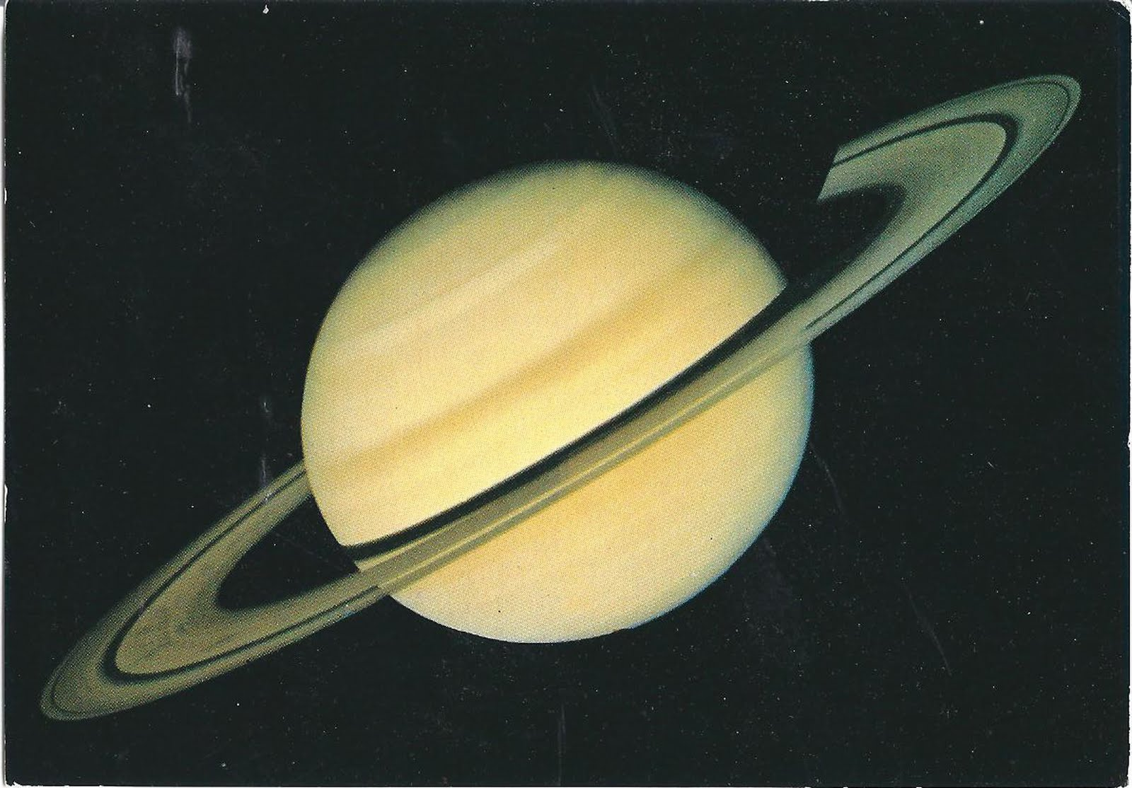 real planet saturn - photo #43