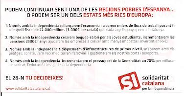 3.000 euros per català cada any