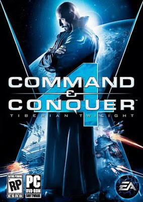 Command And Conquer 4 Tiberian Twilight PC Game