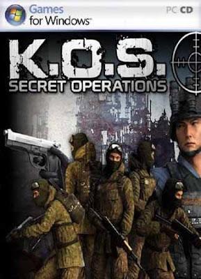 KOS - Secret Operations PC Game