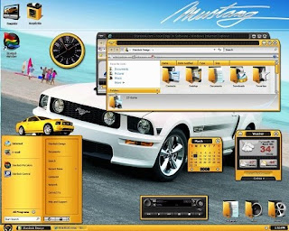 Stardock MyColors Mustang Desktop  Full version