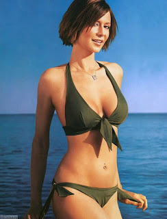 catherine bell fhm photo