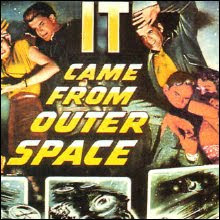 It came from out of space for Watch it came from outer space
