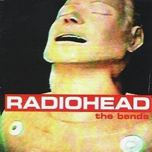 radiohead the bends cover