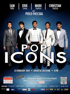 Pop Icons Concert