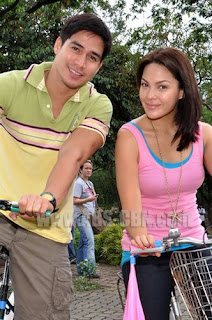 Piolo Pascual KC Concepcion ABS CBN Summer Station ID