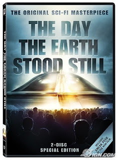 Keanu Reeves The Day the Earth Stood Still DVD