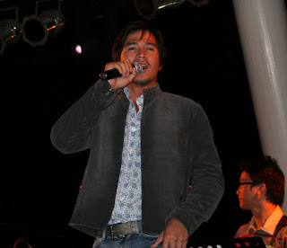 Piolo Pascual in Pampanga Globe Asiatique
