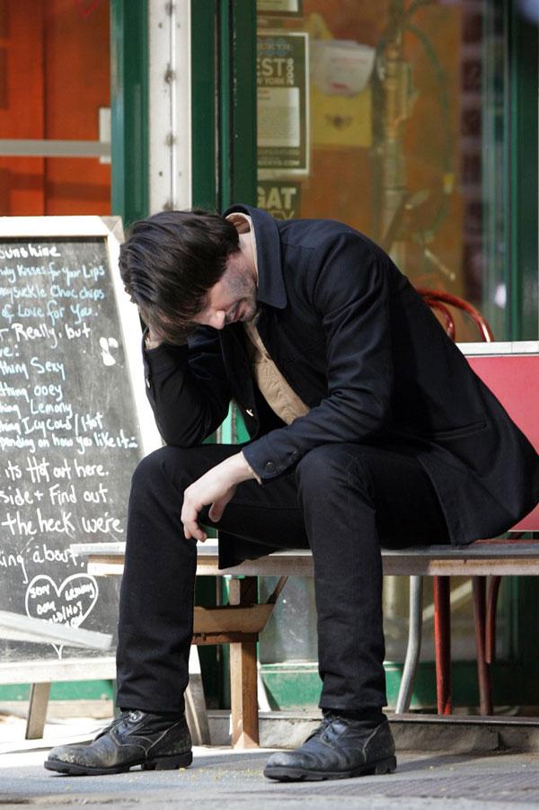 Keanu reeves sad life story
