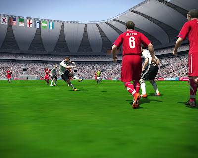 PESEdit 2010 FIFA World Cup Patch 1.1 [Update] Features list (1.1 update): New kitserver version (fixed bug with new Puma kit model from DLC 1.7)