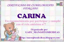 Certificado de cumplimiento-Reto Amistoso N°7