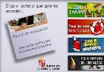 Portal de Educación de la Junta de CyL