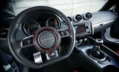 Flush  Audi TT2S with Full Carbonfiber Body Kit 4