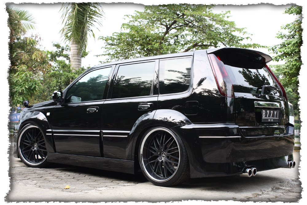 CAR MODIFICATION GALLERY: XTrail Great Modification CAR Gallery