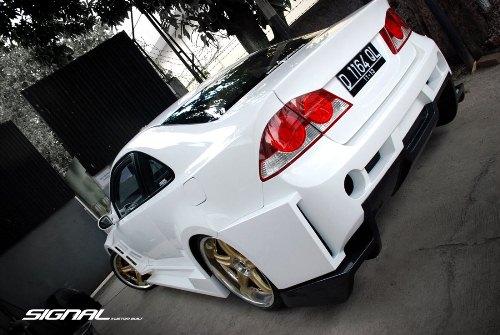 Honda Ciciv Genio Modification By Signal Auto - Bandung Indonesia