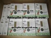 contoh pack dalam kotak - harga mahal...