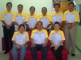 Staff Pejabat Perhubungan P.182 Pensiangan