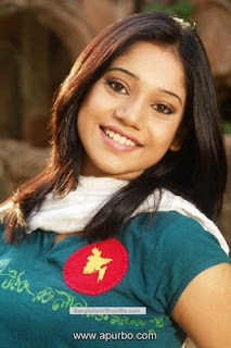 Bangladeshi Actress Nova