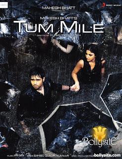 Filme Poster Tum Mile 2009 DVDRip XviD-D3Si