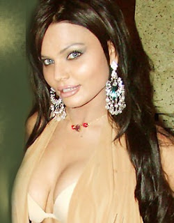 Rakhi sawant Indian actress sexy boobs and figure