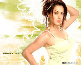Preity zinta hot and sexy wallpapers