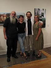 Victor Sanders, Carrie Ingrisano, Richard Fammerée & Meg Lauterbach