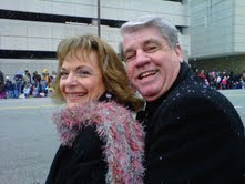 Dena and Larry - December