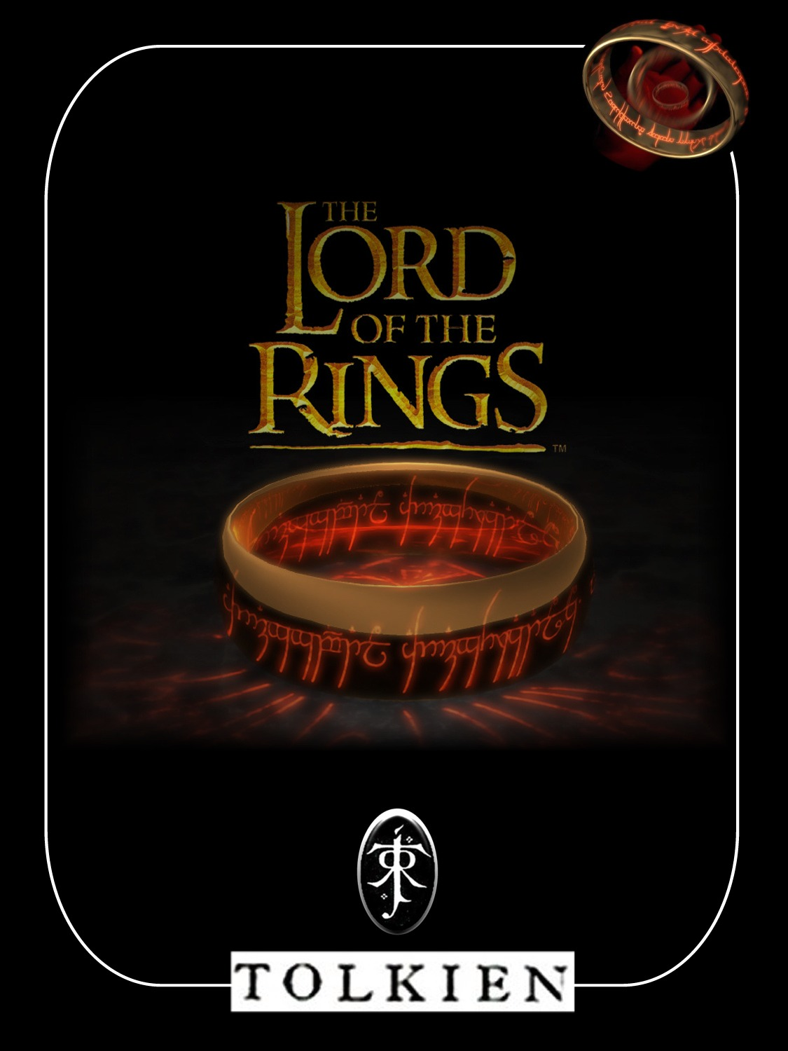 One Ring to rule them all, One Ring to find them