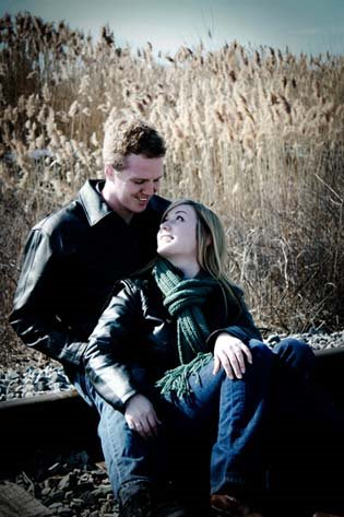Engagement Photoshoot with Katelyn Renate Photography
