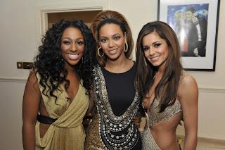 alexandra Burke Beyonce cheryl cole duet