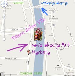 Art Market na novi lokaciji!