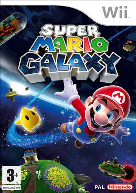 Super Mario Galaxy 2 Pal Multi5 Games