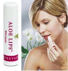 ALOE LIPS - Protetor Labial com Aloe Vera!