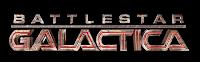 Battlestar Galactica en Simpsons dans Battlestar Galactica logo