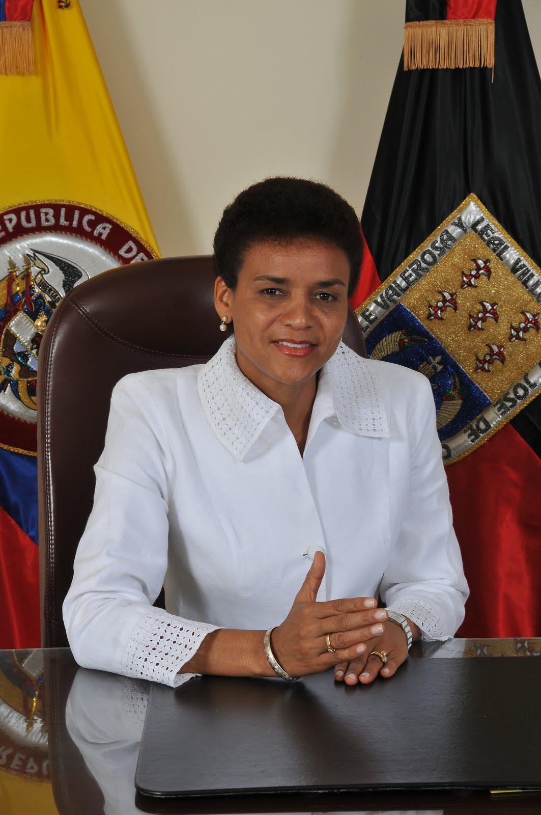 Dra. María Eugenia Riascos Rodríguez