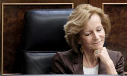 Elena Salgado dice que no habrá recortes del gasto