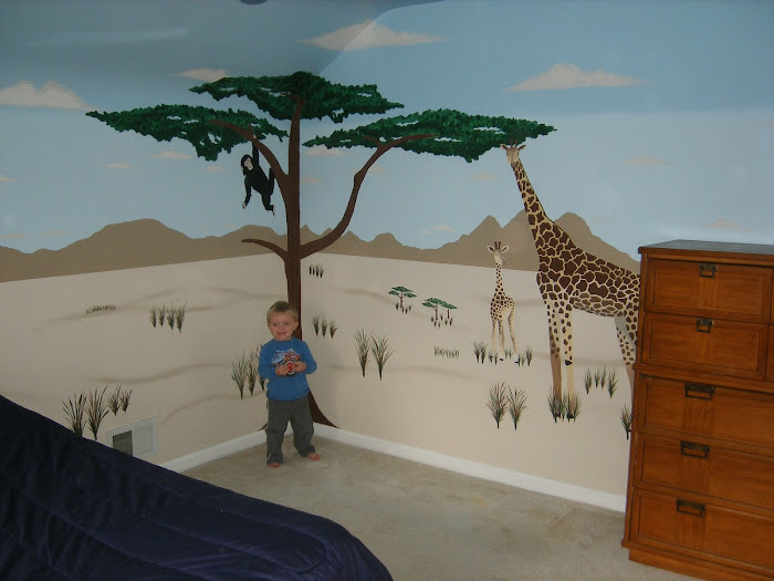 Safari Room