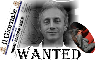Marco Travaglio Wanted