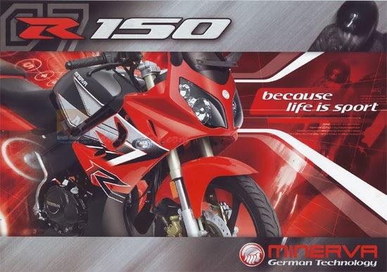Minerva Vx Modif Ducati - Pecinta Dunia Otomotif