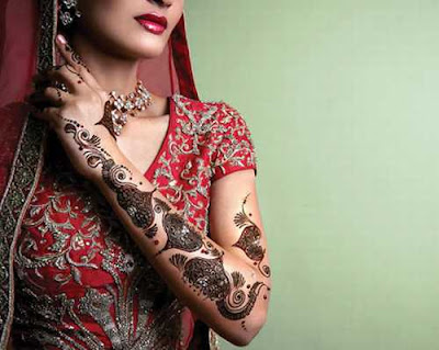 European Fashion Trends 2010 on Wedding Fashion  Mehndi Designs 2010 2011