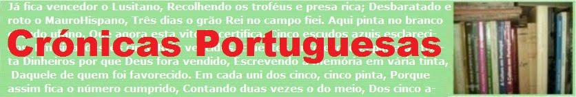 Crónicas Portuguesas
