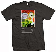 tee-shirt MASKARA tak kodi