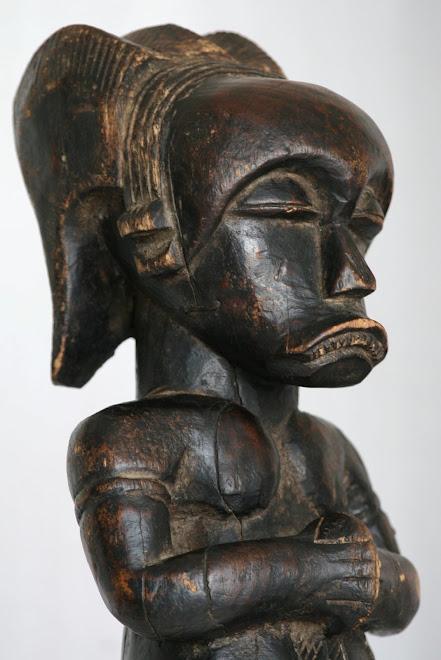 Statue Fang masculine