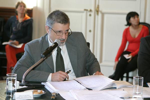 Se ales juez de dolores rechaza el amparo contra el for Juzgado de dolores