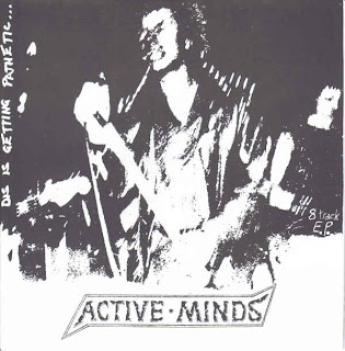 ACTIVE MINDS - DIS is getting pathetic  EP (1995)