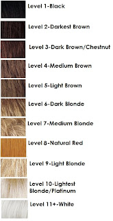 musing on beauty picking a hair dye