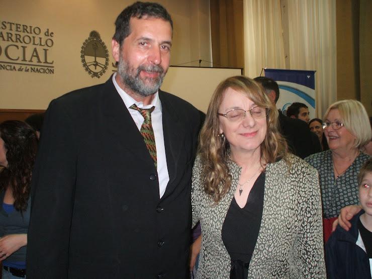 CON ALICIA KIRCHNER