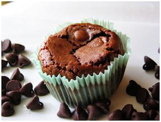 Articole culinare : Vulcan de ciocolata