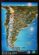 La Argentina en el mundo. Observa la ubicaciòn de Argentina en el . copia de escanear copia